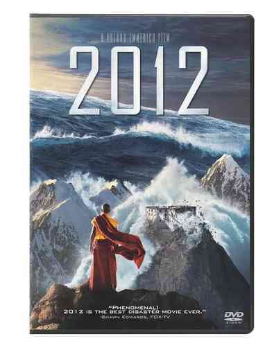 2012 BY CUSACK,JOHN (DVD)