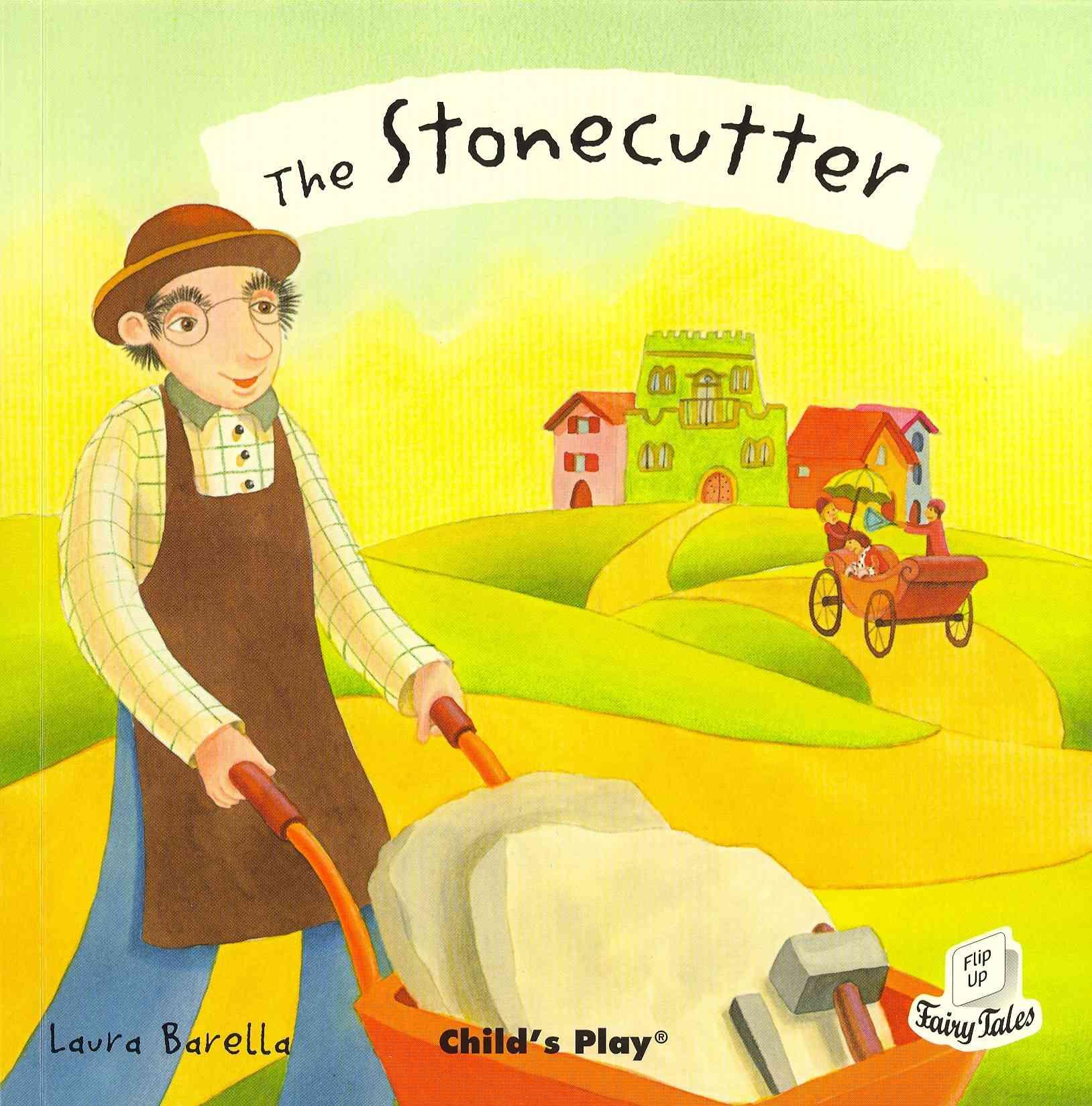 The Stonecutter By Barella, Laura (ILT)